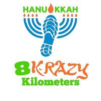 Hanukkah 8 Krazy Kilometers