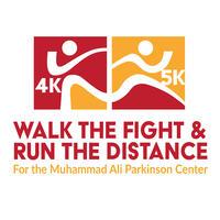 Walk the Fight & Run the Distance