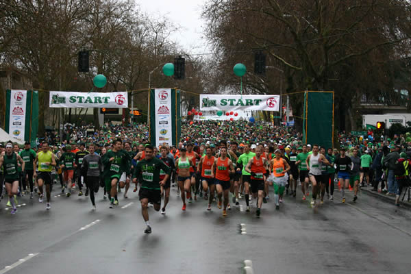 Seattle St. Patrick's Day Dash