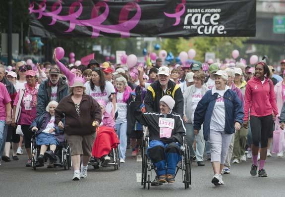 Komen Race for the Cure Portland