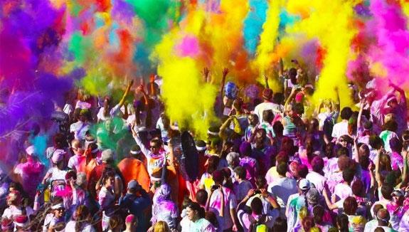 The Color Run Portland