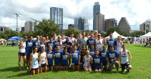 Texas Running Club Photo