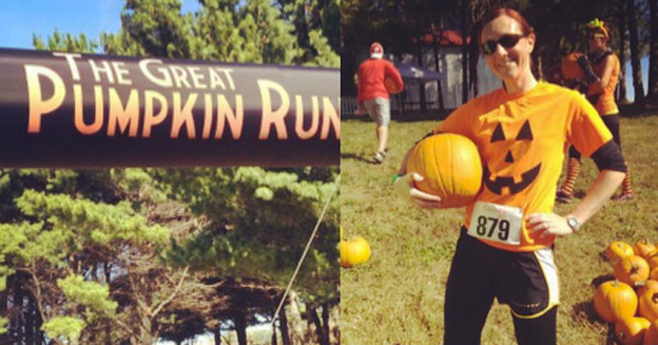Great Pumpkin Run Chicago