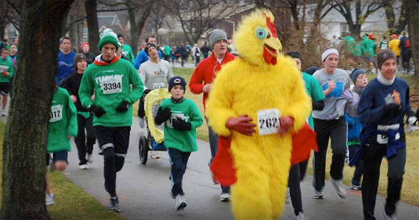 Gibbons Turkey Trot