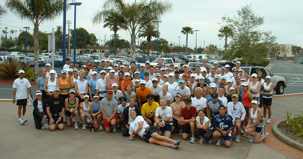 West Coast Road Runners San Diego