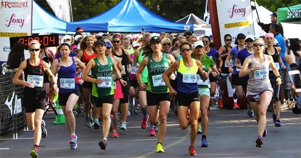 Toronto womens half marathon