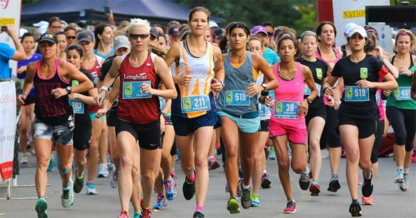 Toronto women's 10k
