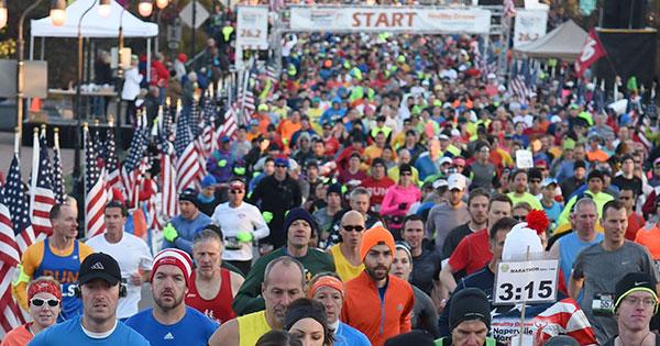 2015 Naperville Marathon