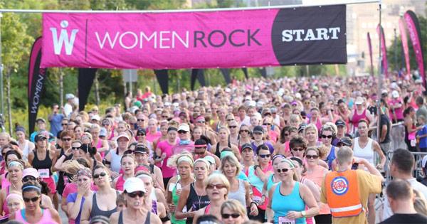 Chicago Women Rock run
