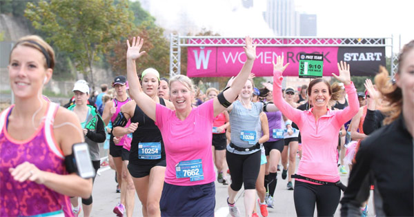 Women Rock run minneapolis