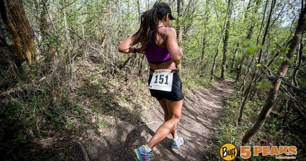 5 Peaks Northern Alberta Trail Race Series