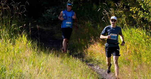 5 Peaks Central Alberta Trail Race Series