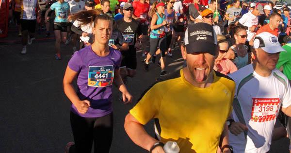 Calgary Marathon Society Race Series