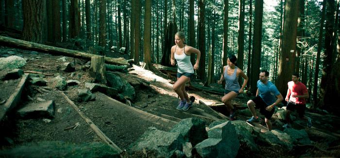 Grouse Grind Mountain Run