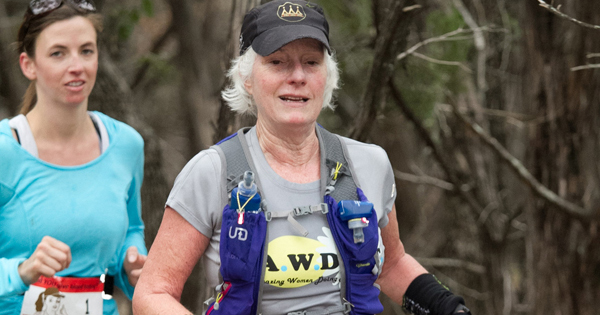 Women on the Trails race series