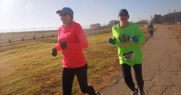 Running the Distance Race Series