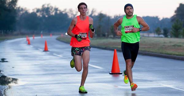 Bayou City Half Marathon Series