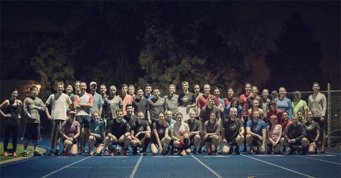 adidas running group toronto