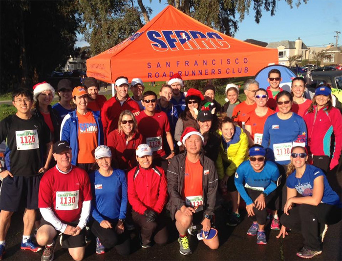 San Francisco Road runners club