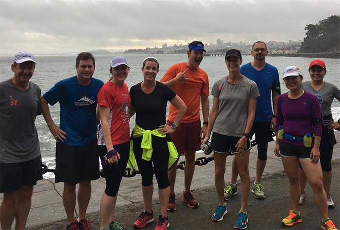 San Francisco Road Runners club