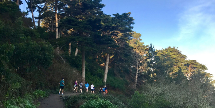 San Francisco Road Runners