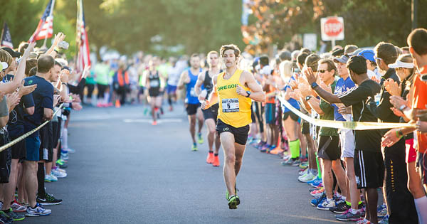 Oregon Half Marathon Series