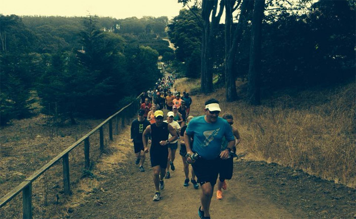 Run Club San Francisco
