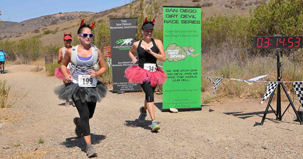 Dirt Devil Half Marathon Series