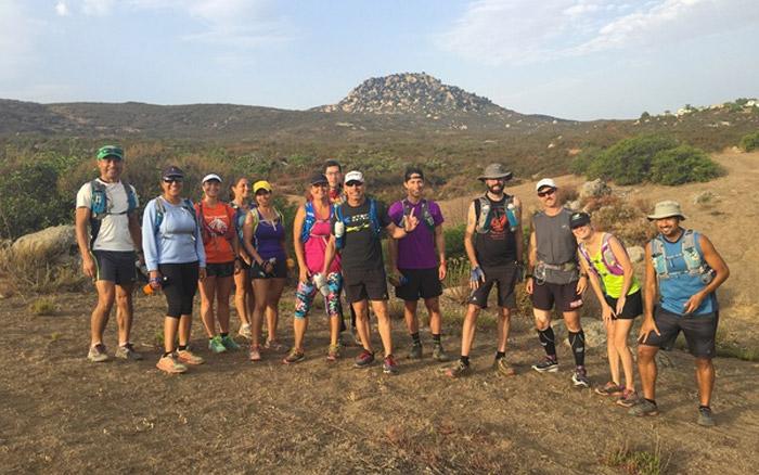 Dirt Devils trail run club san diego