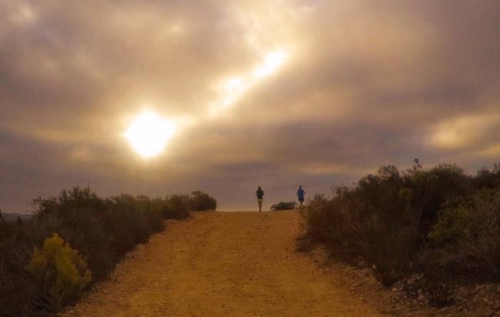 San Diego trail running club