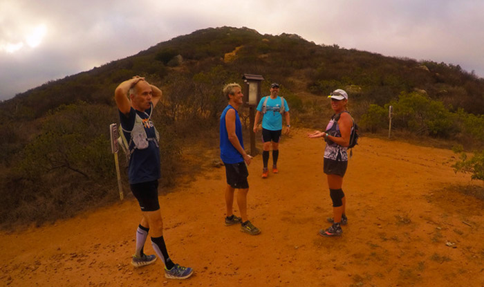 Dirt Devils trail runners san diego