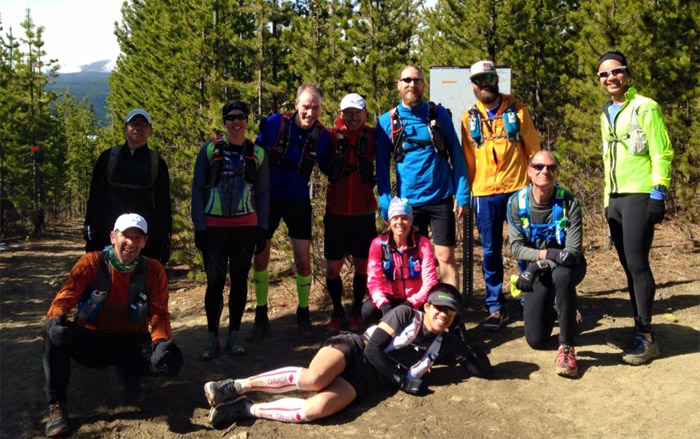 Calgary trail runners