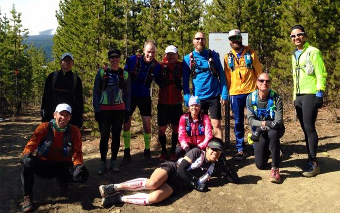 Calgary trail runners