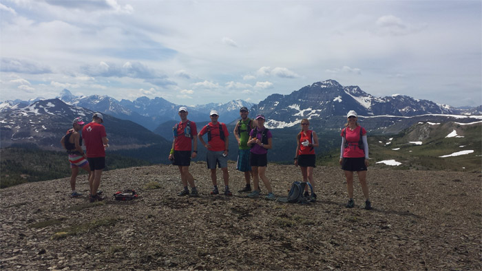 Calgary Trail Runners club