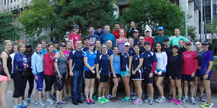 toronto runningrats run club