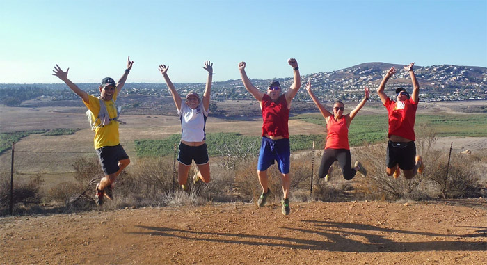 san diego trail run club