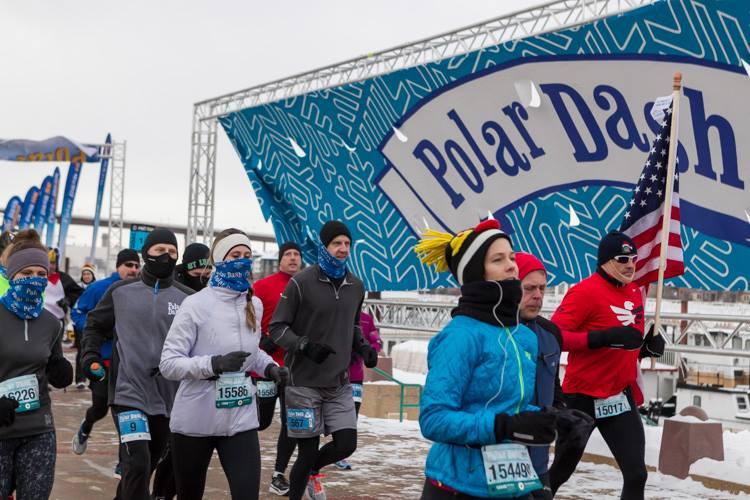 Polar Dash