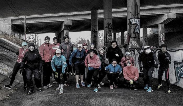 Ottawa running club