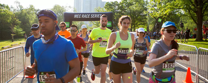 MEC Toronto Road Race Series