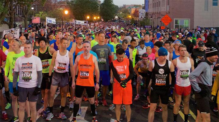 Naperville half marathon