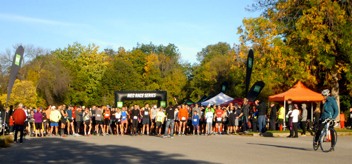 MEC Burlington Race Series