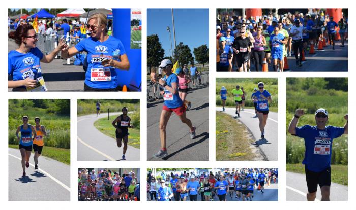 Durham quarter marathon