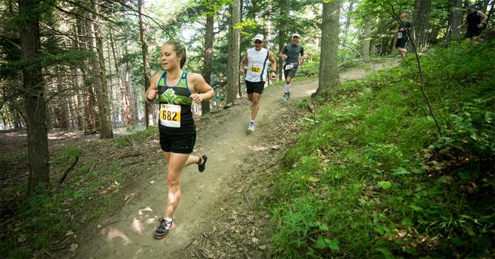 5 Peaks Ontario Trail Race Series