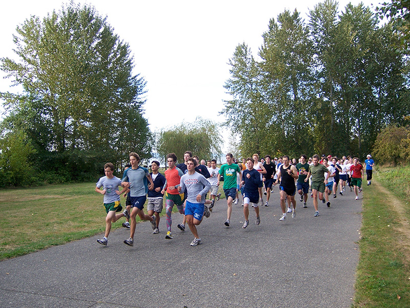 Seattle 2-Mile Race Series