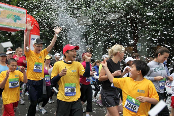 The Oakland Marathon
