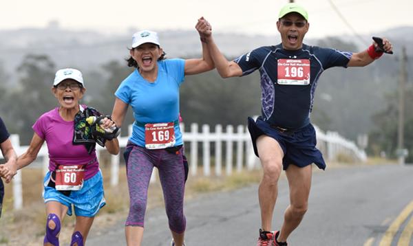 Clo-Cow Half Marathon and 5K