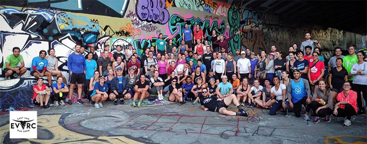 East Van Run Crew - evrc
