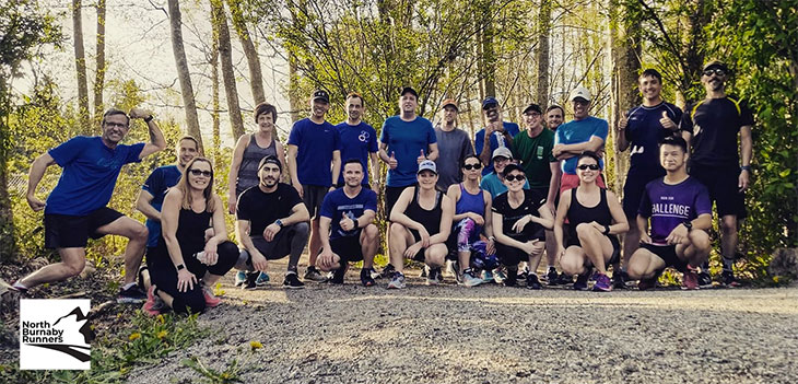north burnaby runners