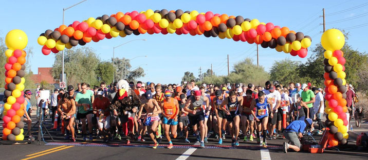 Mesa Turkey Trot
