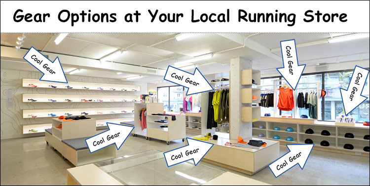 running stores